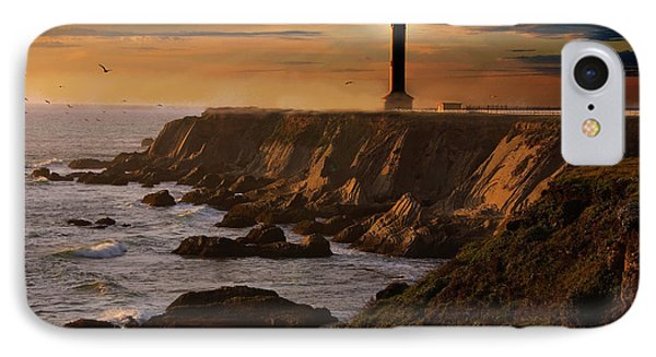 Lighthouse  IPhone Case by Harry Spitz