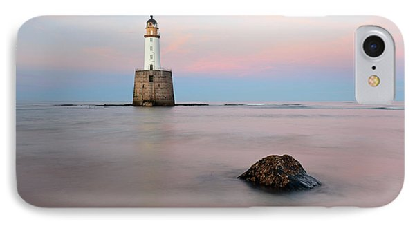 IPhone Case featuring the photograph Lighthouse Rattray by Grant Glendinning