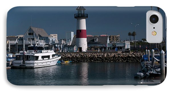Lighthouse IPhone Case by Rod Wiens