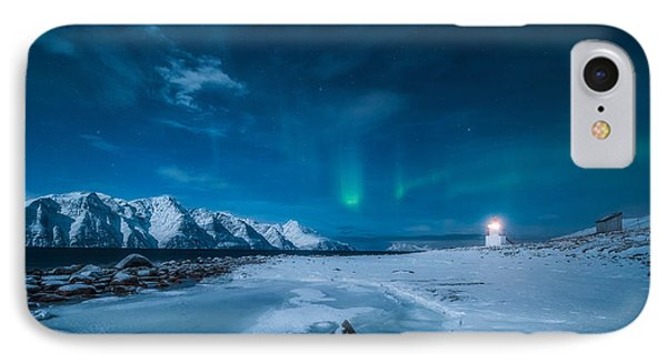 Lighthouse IPhone Case by Tor-Ivar Naess