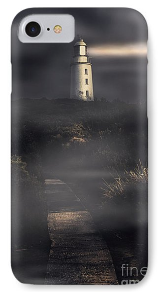 Lighthouse Way IPhone Case