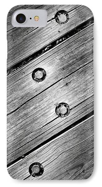 Lightning Bolt Phone Case by Luke Moore