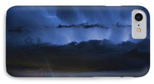 Lightning Cloud Burst Phone Case by James BO  Insogna
