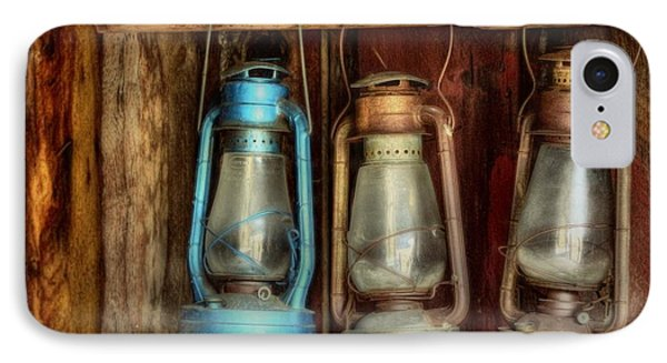 Lights Of Bodie IPhone Case by Benanne Stiens