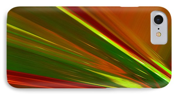 Like An Arc Of Light IPhone Case by Jeff Swan