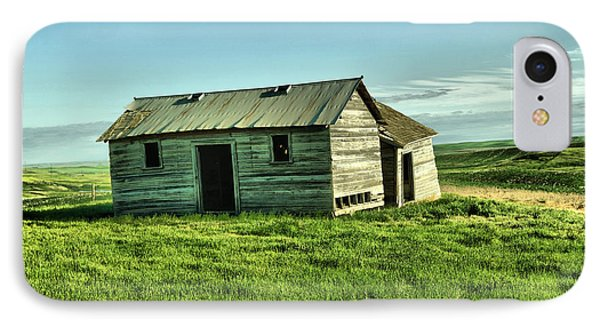 Like The Book Little House On The Prairie IPhone Case by Jeff Swan