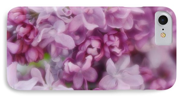 IPhone Case featuring the photograph Lilac - Lavender by Diane Alexander
