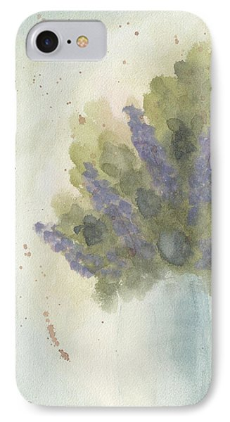 Lilacs Phone Case by Ken Powers