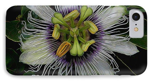 Lilikoi Passion Fruit IPhone Case by Pamela Walton