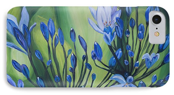 Lilly Of The Nile IPhone Case