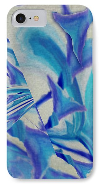 Lily Abstract #1 IPhone Case