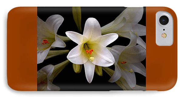 Lily Phone Case by Ben and Raisa Gertsberg