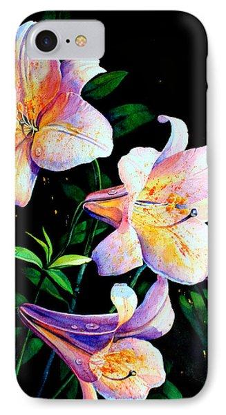 Lily Fiesta Phone Case by Hanne Lore Koehler