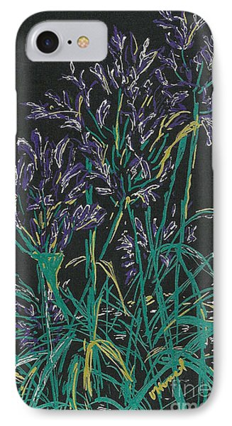 IPhone Case featuring the mixed media Lily Of The Nile  by Vicki  Housel