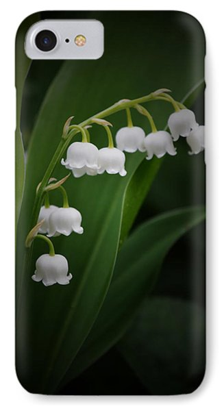 Lily Of The Valley 2 IPhone Case