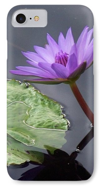 Lily Pond Phone Case by Eric  Schiabor