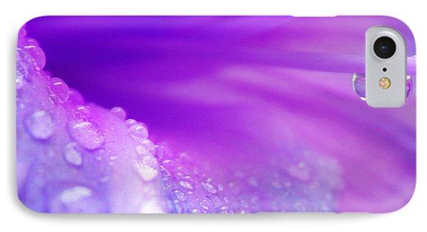 Lily Tears IPhone Case by Krissy Katsimbras