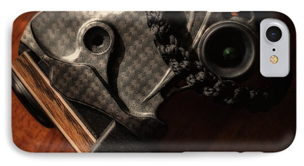 IPhone Case featuring the photograph Limb Pocket by Tim Nichols