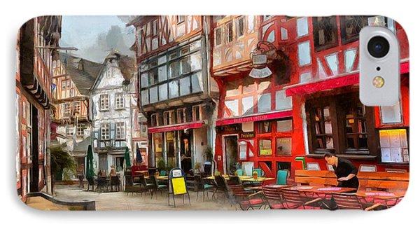 Limburg An Der Lahn IPhone Case by Eva Lechner