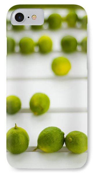 Lime Green Phone Case by Skip Hunt