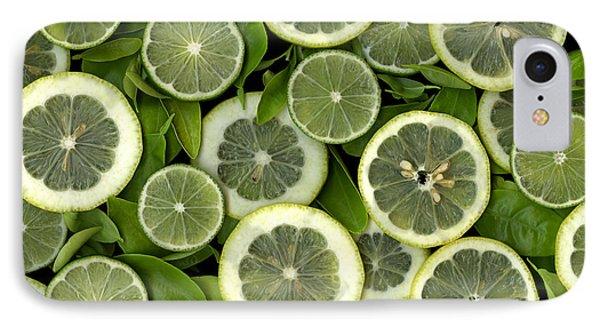 Limons Phone Case by Christian Slanec