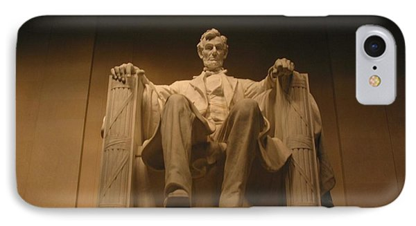 Lincoln Memorial Phone Case by Brian McDunn