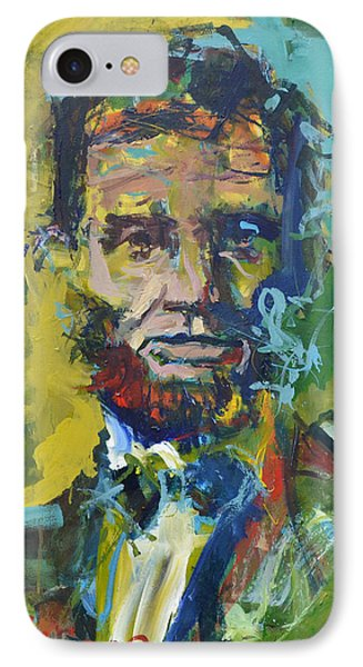 Lincoln IPhone Case by Robert Joyner