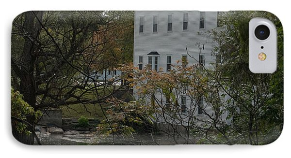 Linden Mill Pond IPhone Case