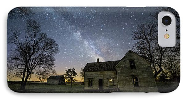 IPhone Case featuring the photograph Linear by Aaron J Groen