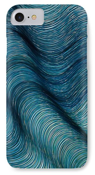 Lineas No.2 IPhone Case by George Sanen
