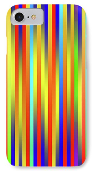 IPhone Case featuring the digital art Lines 17 by Bruce Stanfield