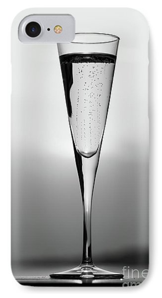 Lines And Bubbles IPhone Case