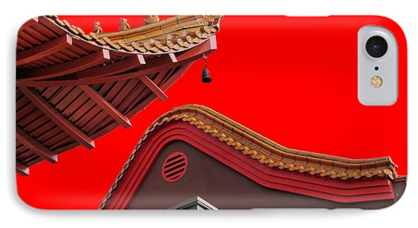 Lingyen Mountain Temple 38 Phone Case by Lawrence Christopher