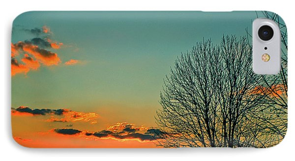 Linvilla Sunset IPhone Case by Sandy Moulder