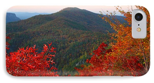 IPhone Case featuring the photograph Linville Gorge by Kathryn Meyer