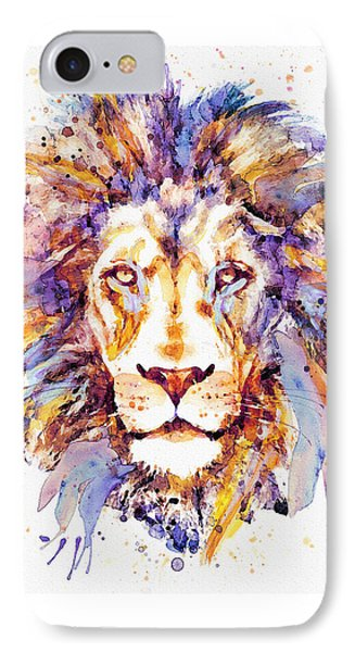 Lion Head IPhone 7 Case