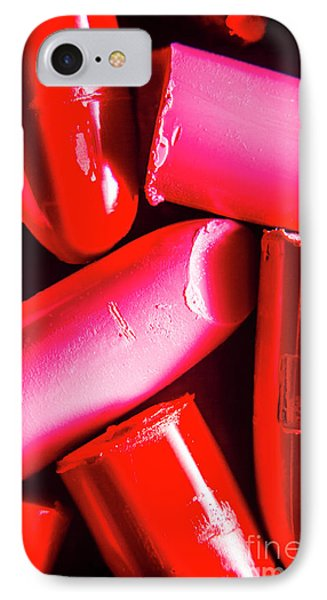 Lipgloss And Letdown IPhone Case by Jorgo Photography - Wall Art Gallery