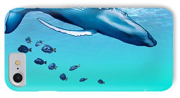 Liquid Gems Phone Case by Corey Ford