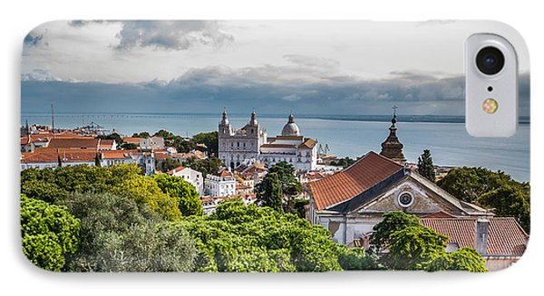 Lisbon Overlook IPhone Case