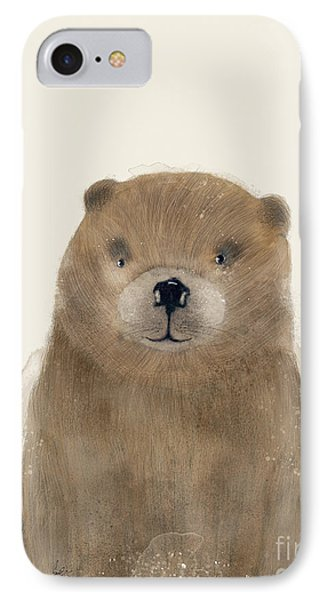 IPhone Case featuring the painting Little Beaver by Bri B