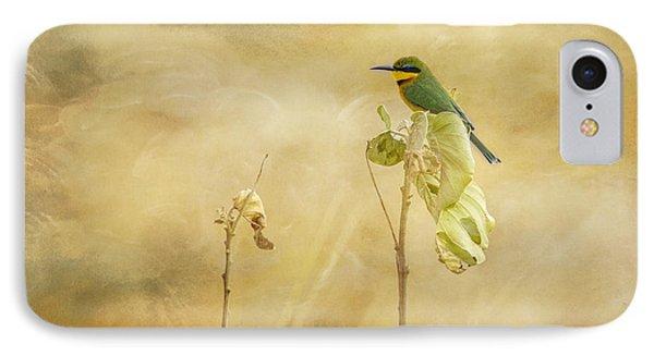 Little Bee-eater IPhone Case by Kathy Adams Clark