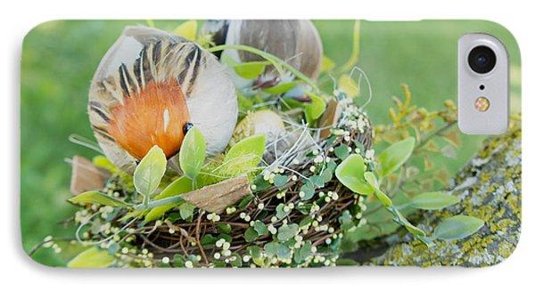 Little Birds 2 IPhone Case by Art Spectrum