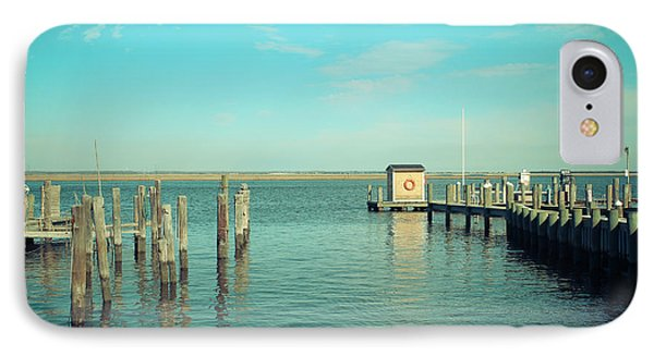 IPhone Case featuring the photograph Little Boat House On The River by Colleen Kammerer