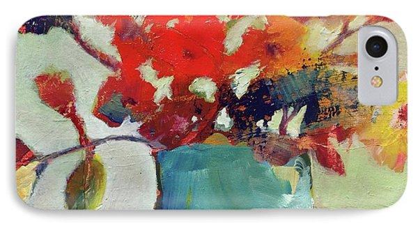 Little Bouquet IPhone Case by Michelle Abrams