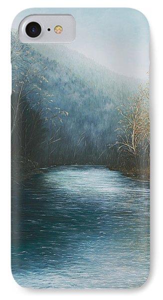 Little Buffalo River Phone Case by Mary Ann King