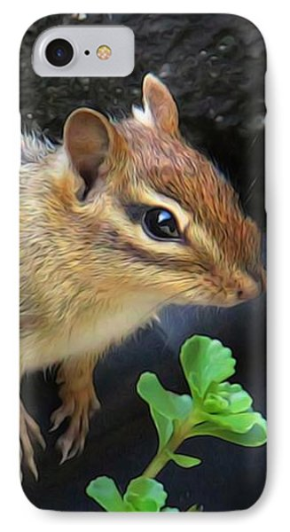 Little Chipmunk  IPhone Case