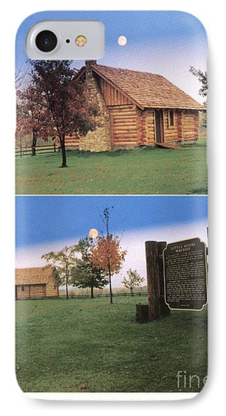 Little House On The Prairie IPhone Case by Granger