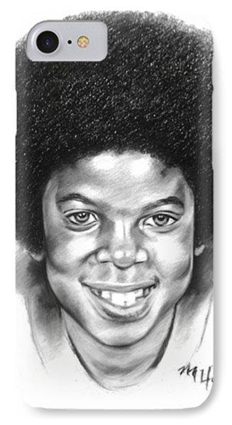Little Michael IPhone Case
