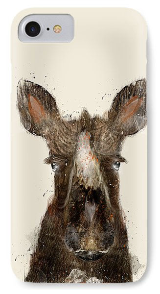 Little Moose IPhone Case