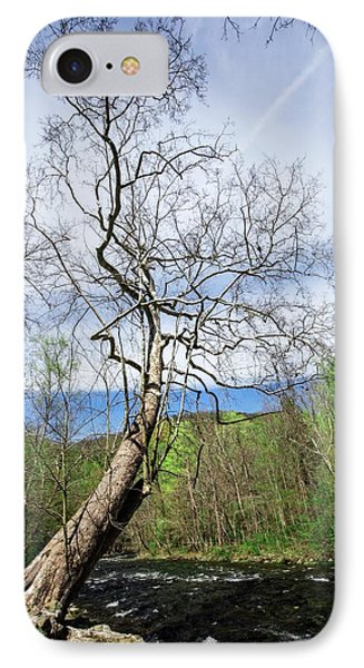 IPhone Case featuring the photograph Little River by Alan Raasch